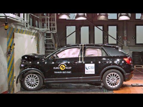 2017 Audi Q2 Crash Tests