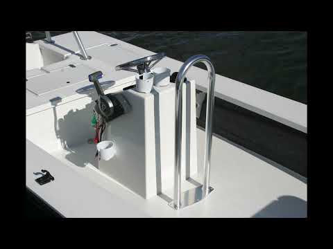 Fishmaster Deck Mounted Grab Bar
