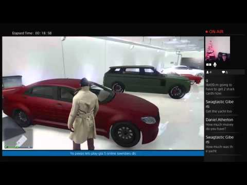 Gta 5 dlc spending millions on yacht mansions cars
