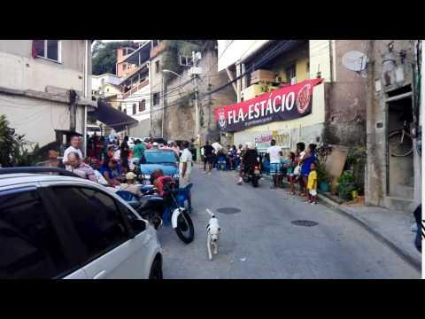 Rio De Janeiro - Favela de Santa Teresa