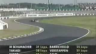 Kausi 1998 Päätösosakilpailu