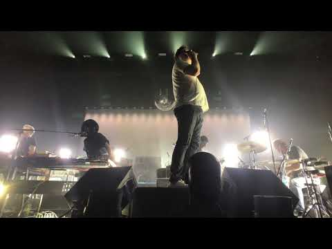 4K - LCD Soundsystem live at James L. Knight Center - Miami, FL 10/25/2017