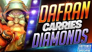 TORB GOD Dafran Carries DIAMONDS! Gets 52 Kills!
