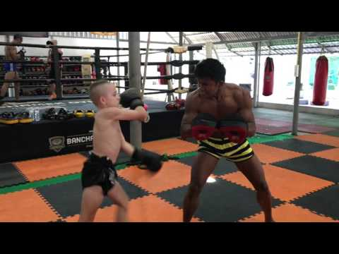 Train with Buakaw