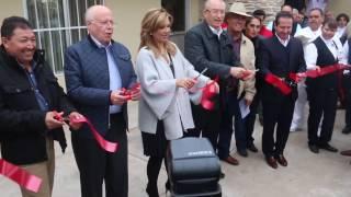 Inaugura Gobernadora Centro Rural en Átil