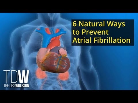 6 Natural Ways to Prevent or Reverse Atrial Fibrillation