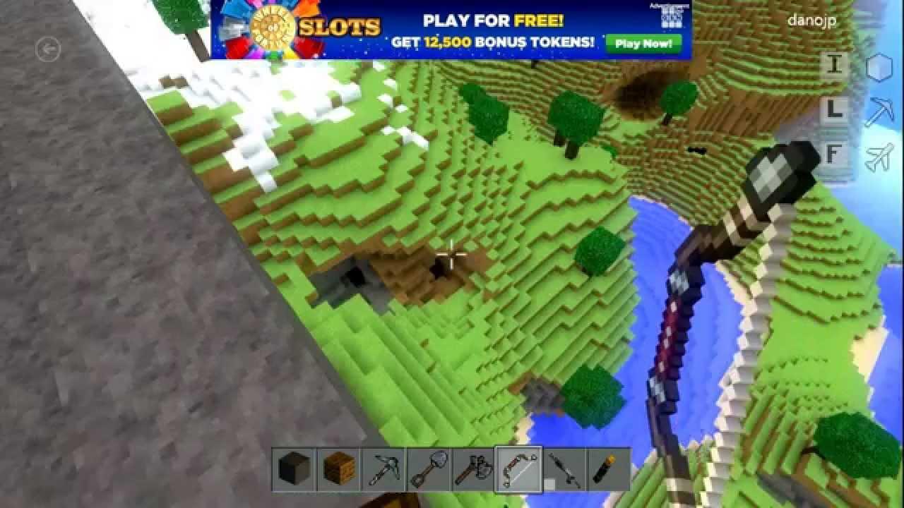 Block World Free >> Block World Part 2 House Repair Youtube