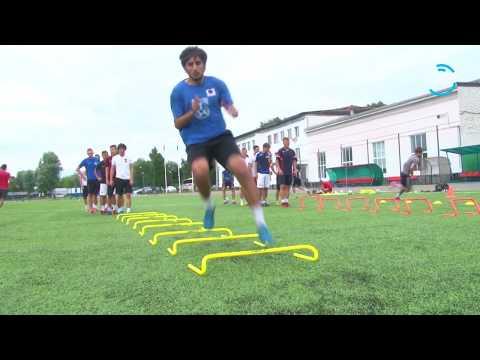 Тренировка ФК Знамя труда 27.07.18