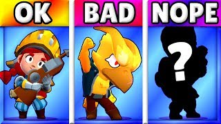 Don't WASTE your GEMS on THESE Skins! | Lowest Value Skins for your Gems! | Skin Value Ranking!