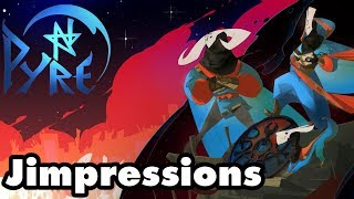 PYRE - My Favorite Supergiant Game