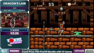 Dragon's Lair by scxcr in 13:26 - AGDQ 2017 - Part 103