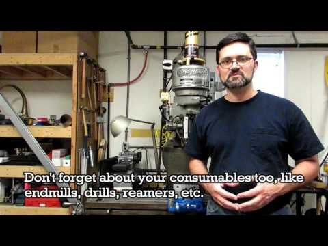 How To Buy A Milling Machine