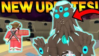 THE NEW UPDATE IS ALMOST HERE! | ROBLOX: Super Power Training Simulator