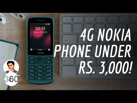 Nokia 225 4G, Nokia 215 4G Launched In India | Price starts Rs. 2,949