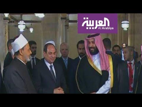 الأمير محمد بن سلمان: كل سعودي يتمنى المساهمة في تطوير الجامع الأزهر