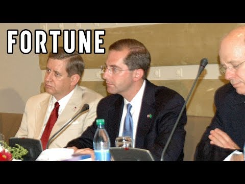 Alex Azar Nominated for Health and Human Services Secretary  I Fortune