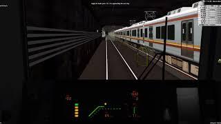 [BVE5]오사카 지하철 사카이스지선 66계 승무 영상…