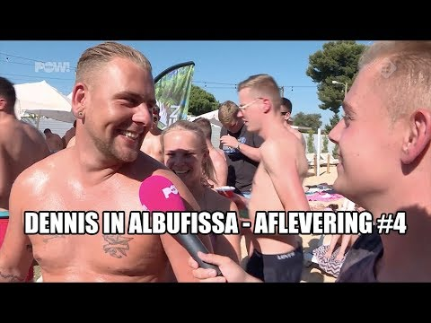 Dennis in Albufissa - Striptease - Aflevering #4