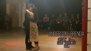 🇧🇷 Anderson Mendes & Brenda Carvalho in New York