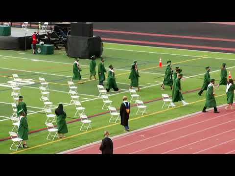 Smoky Hill High School Graduation  |  2020
