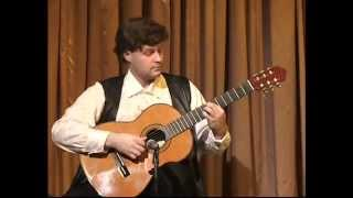 Скачать Sergey Gavrilov Guitar Plays Summertime By George Gershwin