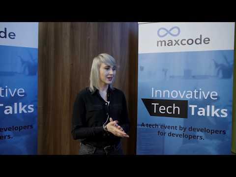 Innovative TechTalks interview - Paula Januszkiewicz