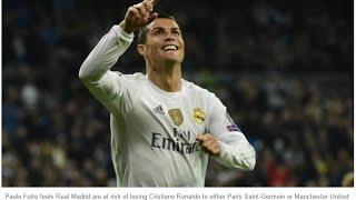 Ronaldo will leave Real Madrid