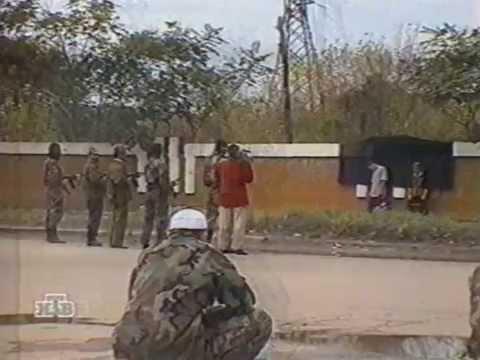 Три часа до войны в Чечне