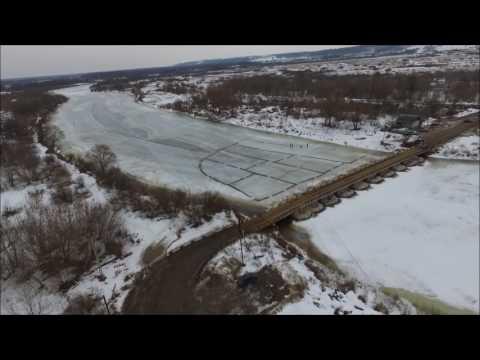 5 марта 2017 г. Мост в Вязниках через р.Клязьмаиз YouTube · Длительность: 1 мин21 с