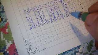 Урок 5.Часть2 из 2Техника вышивки крестом с идеальной изнанкой..Авторский полный курс обучения.