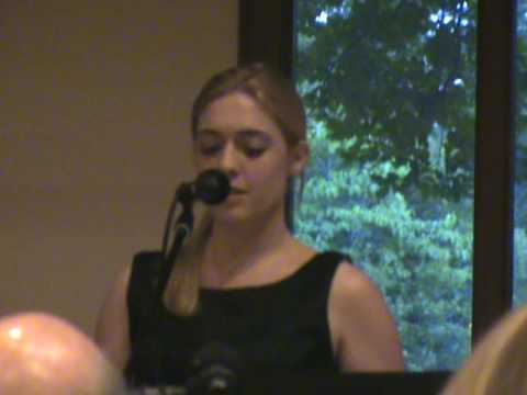"""""""He Touched Me""""- Sarah Blake Hicks"""