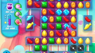 Candy Crush Soda Saga Level 1458 - NO BOOSTERS
