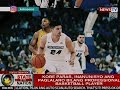 SONA: Kobe Paras, inanunisyo ang paglalaro bilang professional basketball player