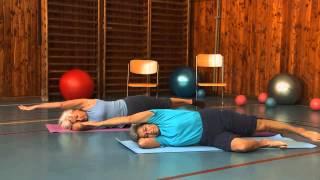 Bederní páteř - Cvičením proti bolesti - 4. díl