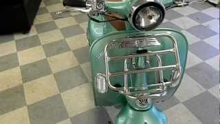 Retro and Vintage Vespa Style 150cc Scooters by HIGH STYLE MOTORING 562.945.8361