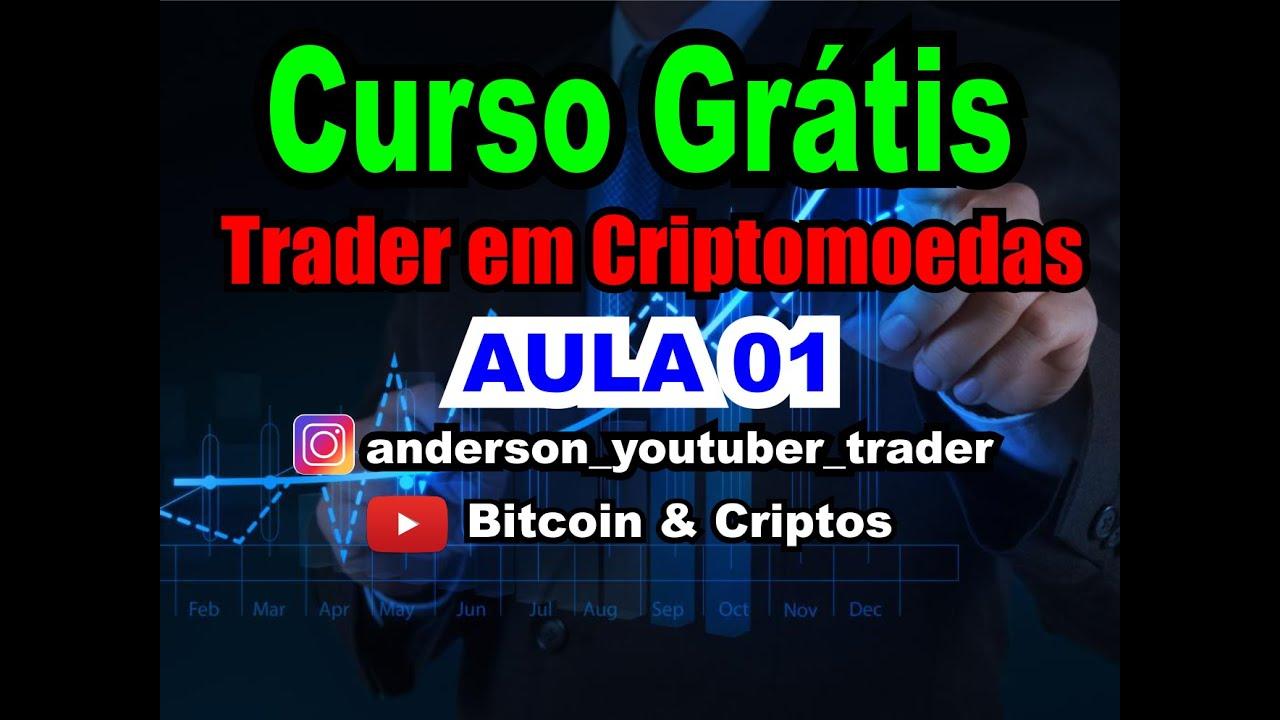 Curso Trader Criptomoedas aula 01
