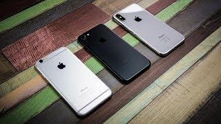 С iPhone 6s/7 – на iPhone X! Есть ли смысл? Личные впечатления!