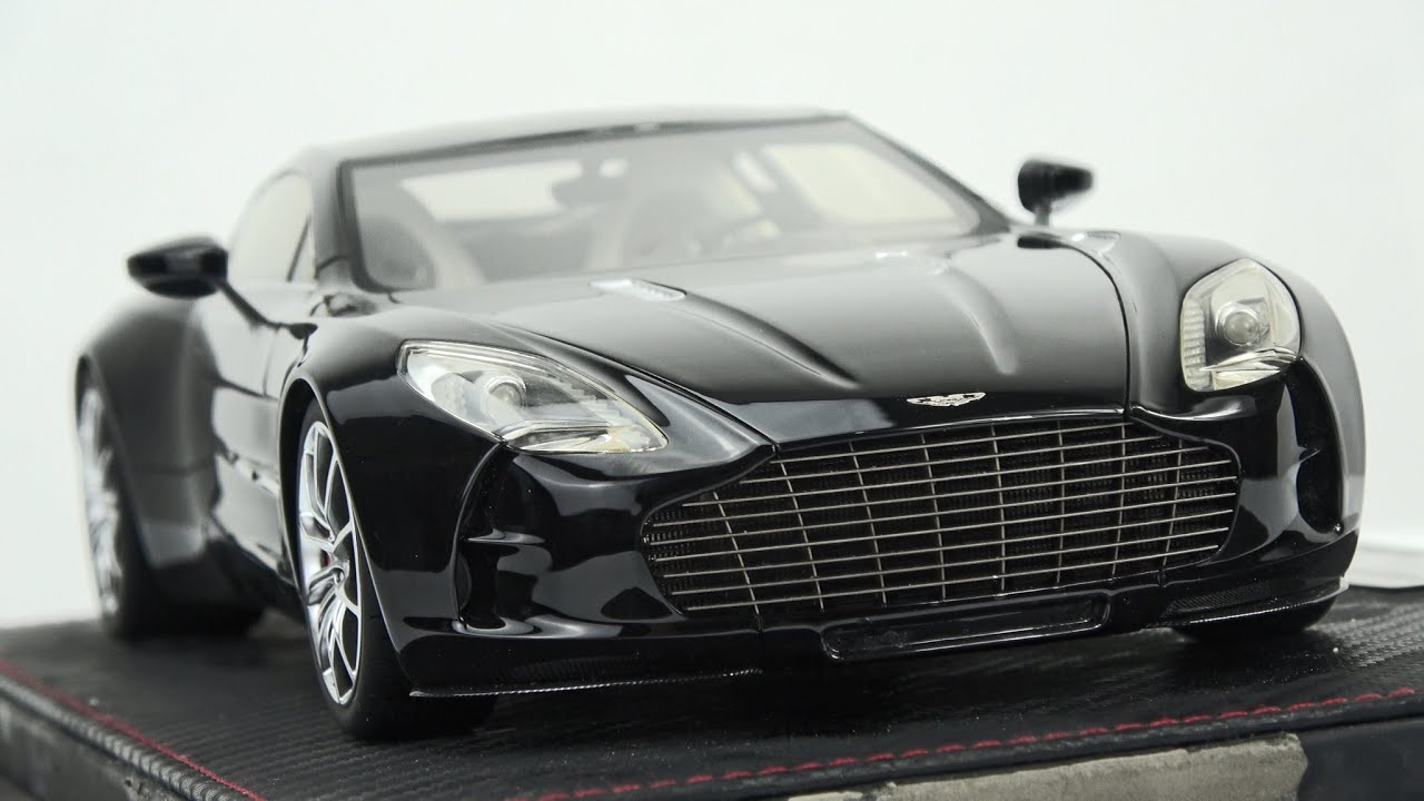 Aston Martin One  Frontiart Full Open Review 4k High Quality Video