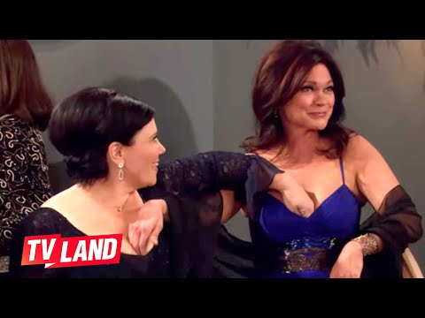 Breast Fondling  Bloopers Part 2  Hot in Cleveland  TV Land