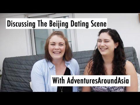 LIFE VLOG CHINA: Discussing The Beijing Dating Scene With AdventuresAroundAsia //中国生活:聊在北京谈恋爱的事儿
