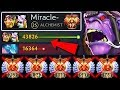 Miracle- Dota 2 [Alchemist] NETWORTH TO THE MOON - 1K2 Fastest farm