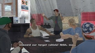 Zeroing In - GTA: San Andreas Mission #64