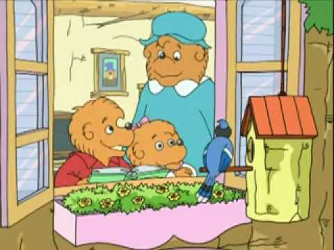 The Berenstain Bears Too Much Tv 2 2 Youtube