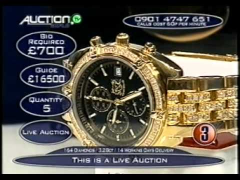 Auction World.TV - Aired between Nov 2001 and Nov 2004