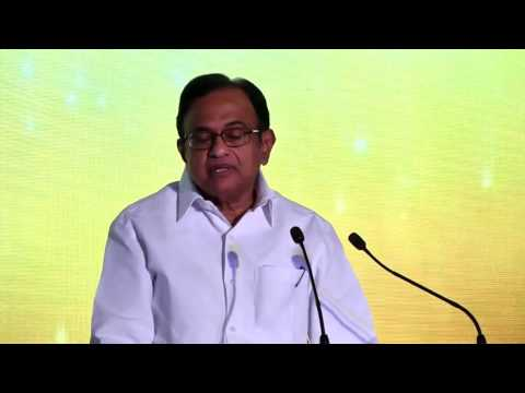 P. Chidambaram - Budget 2017, Demonitization, & Black Money