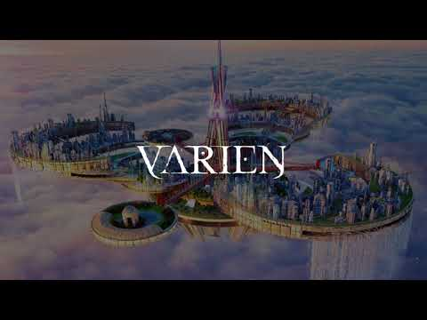 """Varien - City in the Sky (""""Corridors of Time"""" from Chrono Trigger)"""