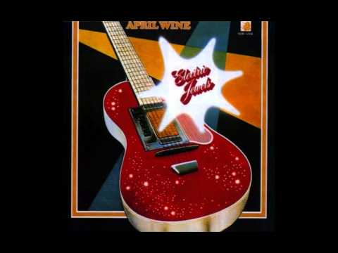 APRIL WINE -- You Opened up my eyes Electric Jewels