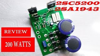 Download How To Make A Stranger Amplifier P 518 2sa5200