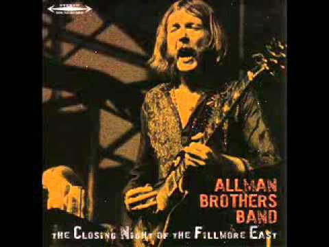 the allman brothers band introduction