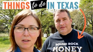 Round Rock Honey, Just Do It (Starting a Business)-Free Camping Magnolia Beach Texas
